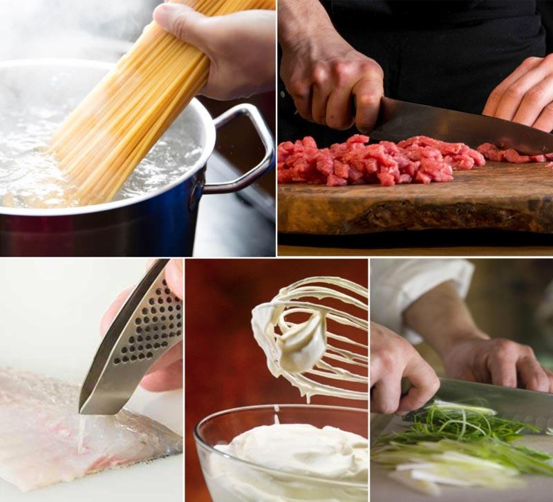 Corso Base di Cucina amatoriale - Mamamediterraneum