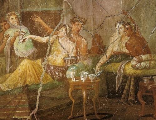 A pranzo con gli etruschi