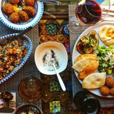 Cucina libanese archivi mamamediterraneum for Cucina libanese